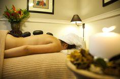 Massage Room, Hotel Grano de Oro, San Jose, Costa Rica.