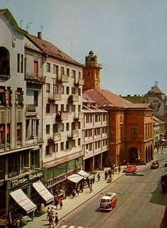 Miskolc Socialism, Homeland, Hungary, History, Retro, Life, Historia, Retro Illustration, Mid Century