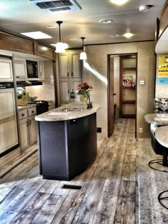 Open Range LIght LT 398BHS travel trailer