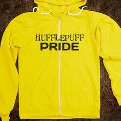 Hufflepuff Pride Sweatshirt