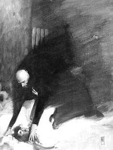 Comic Book Artists, Comic Artist, Comic Books, Horror Monsters, The Uncanny, Creatures Of The Night, Dracula, Art Blog, Creepy