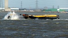 tug sws essex & barge arizona /31/1/2013/ by philip bisset, via Flickr