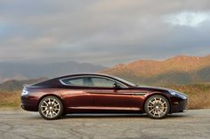 10+ Awesome Aston Martin Rapide S 2015 Side View Pictures