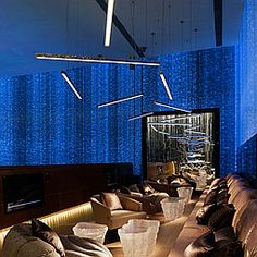 Bathroom Humor: Hidden Faucets at W Guangzhou Hotel | Projects | Interior Design