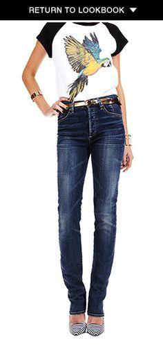 Ingrid says- yeah for high waist..    shopbop.com