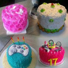 Simples mini cakes