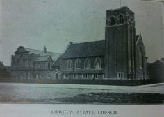 Abington Avenue Methodist Church, Northampton