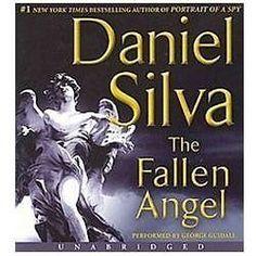 Fallen Angel Unabridged CD, The by Silva, Daniel