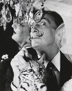 [Salvador Dalí y Babou]