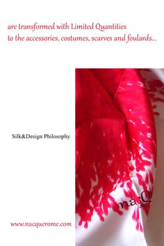 all about the Silk&Design Philosophy...