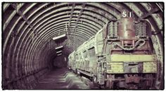 """#IslingtonCouncil have given the ok for the """"secret Underground"""" #MailRail to be restored & opened up to visitors.."""