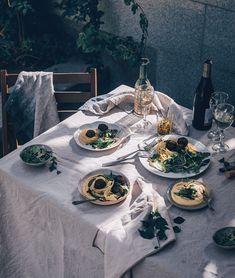 Falafel, Hummus and