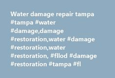 Water damage repair tampa #tampa #water #damage,damage #restoration,water #damage #restoration,water #restoration, #fllod #damage #restoration #tampa #fl http://mauritius.remmont.com/water-damage-repair-tampa-tampa-water-damagedamage-restorationwater-damage-restorationwater-restoration-fllod-damage-restoration-tampa-fl/  Tampa Florida Property water Damage Recovery Experts Serving Tampa. Dunedin, Palm Harbor, Oldsmar,Holiday, Tarpon Springs and the Tampa Bay area. Tampa Water Damage…