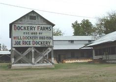 BB King was quoted as saying that if you had to name one place where the Delta Blues was born, it would have to be at Dockery Farm in Cleveland, Mississippi. This place is amazing!