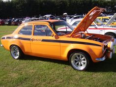 Escort Mk1, Ford Escort, Retro Cars, Vintage Cars, Ford Rs, Classic Hot Rod, Ford Classic Cars, Old Fords, Ford Falcon