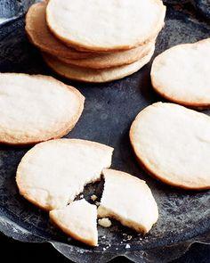 Biscuits islandais au beurre - Icelandic Silver Coin Cookies - Spesiur Cookies