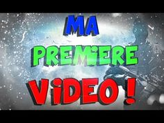 Ma premiere video gaming - YouTube