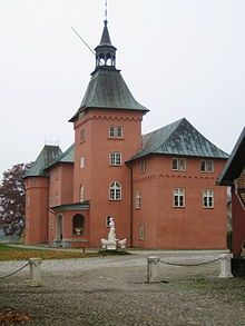 Gärsnäs Castle (Swedish: Gärsnäs slott) is a castle in Simrishamn Municipality, Scania, in southern Sweden.