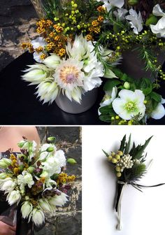 flower design by Wonderplant - these flowers are gorgeous!