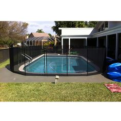 Water Warden Pool Safety Fence (5 ft. x 12 ft.) - Overstock™ Shopping - The Best Prices on Pool Safety