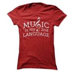 Music is My 2nd Language