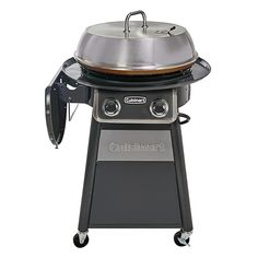 Cuisinart 360 Griddle Cooking Center In Black/stainless Steel Kenmore Grill, Pizza Bake, Sprout Recipes, Fried Vegetables, Cold Rolled, Breakfast Pancakes, How To Make Breakfast, Griddles, Charcoal Grill
