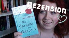 """""""Eine absolute Empfehlung"""", Video-Rezension zu Sarah Crossan: 'Die Sprache des Wassers' von zeilenzumtee"""