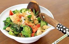 Low Carb Rezept: Asiatisches Kokos-Gemüse mit Hähnchenbrust aus der Kategorie: Fleischgerichte