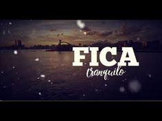 FICA TRANQUILO - LYRIC VÍDEO OFICIAL - KEMILLY SANTOS - YouTube