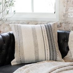 Knitted Cushion Pattern, Knitted Cushions, Frames On Wall, Framed Wall Art, Magnolia Realty, Linear Pattern, Neutral Colour Palette, Comfort Zone, Staging
