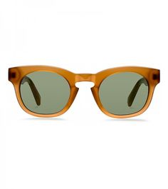 Wheeler in Cream Soda from the Warby Parker Ocean Avenue Collection
