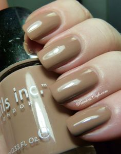 Nails Inc. Lower Sloane Street - Swatches and Review   Pointless Cafe