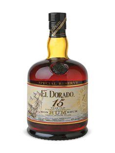 El Dorado Special Reserve 15 Years Old Rum