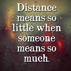 #relationship #quotes #distance