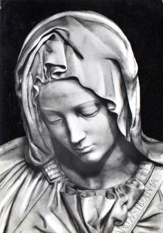 La Pieta detail
