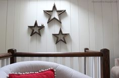 DIY Star Decor   Free Plans   Rogue Engineer. Love this tute, great stars with sharp clean lines.
