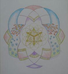 """Mandala """" Devotie """" , Marleen Peskens"""