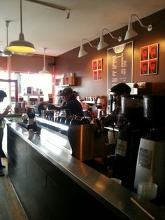 Gorilla Coffee 場所: New York, Brooklyn