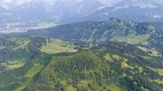 Riedberger Horn: It is protectet by the Alpenplan, an Mountain protection plan, signed by states within or at the border of the Alps. Bavarian Gouvernement wants to allow a skiing lift through the most protected area. This would not just mean the end of the Riedberger Horn but the end of the complete Alpenplan.