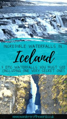 5 Incredible Iceland Waterfalls (Including a Secret One!)