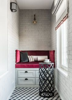 Painting For Home Decoration Modern Small Apartment Design, Small Balcony Design, Small Balcony Decor, Narrow Balcony, Interior Balcony, Apartment Balcony Decorating, Interior Exterior, Interior Design, Trendy Furniture