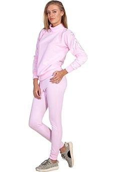 finchgirl damen jumpsuit jogger jogging anzug. Black Bedroom Furniture Sets. Home Design Ideas