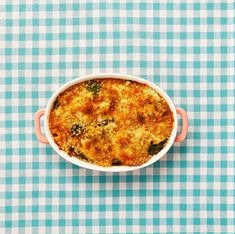 Try This Tasty Broccoli-Cauliflower Casserole Side Dishthepioneerwoman