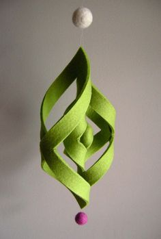 Paper Christmas Ornament 18