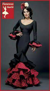 Resultado de imagem para vestidos de sevilhanas