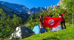 Check out my blog post!💥 Trekking and Camping in Ehrwald, Austria  http://www.tunisiabackpackers.com/trekking-and-camping-in-ehrwald-austria/?utm_campaign=crowdfire&utm_content=crowdfire&utm_medium=social&utm_source=pinterest