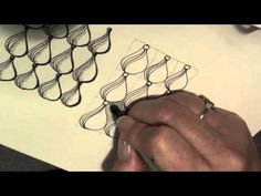 Playing with Suzanne's Pattern: Lightbulbs - YouTube
