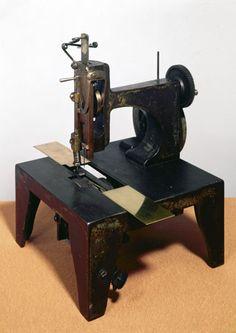 Singer sewing machine 1853