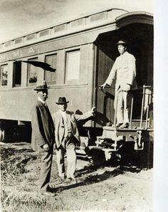 Estação Ferroviária de Monte Alto / SP - Cia Melhoramentos de Monte Alto - Anos 1930/1940