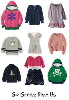 Cute fashions for kids.